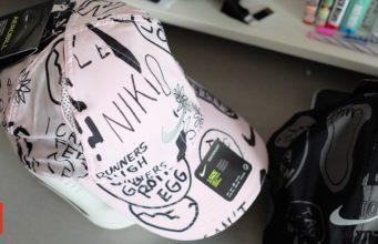 รีวิว หมวกแก๊ป Nike Featherlight Nathan Bell