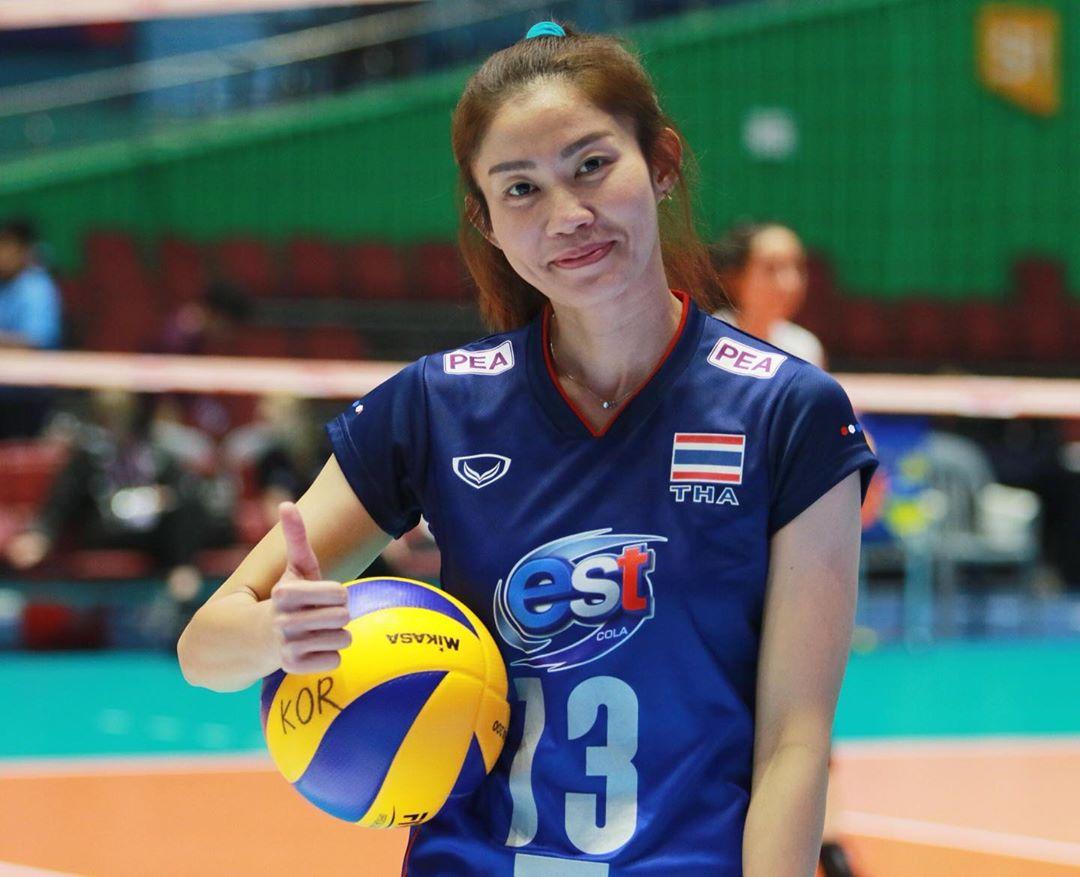 """ตัวเซตมือหนึ่งทีมชาติไทย """"ซาร่า นุศรา"""" กับภารกิจสุดสำคัญ"""