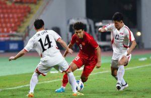 ร่วงอันดับบ๊วย! เวียดนาม พ่ายโสมแดง อมบ๊วยกลุ่ม ร่วงรอบแรก U23 ชิงแชมป์เอเชีย