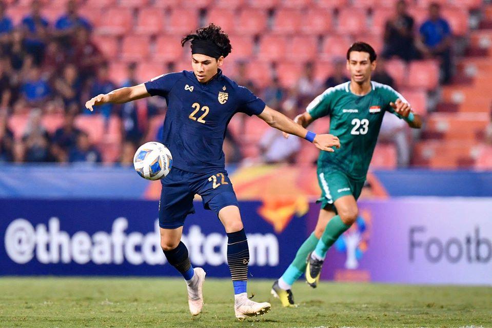 ระอุแน่! ช้างศึก เจอกับ ซาอุดิอาระเบีย รอบ 8 ทีมสุดท้าย ศึก U23 ชิงแชมป์เอเชีย