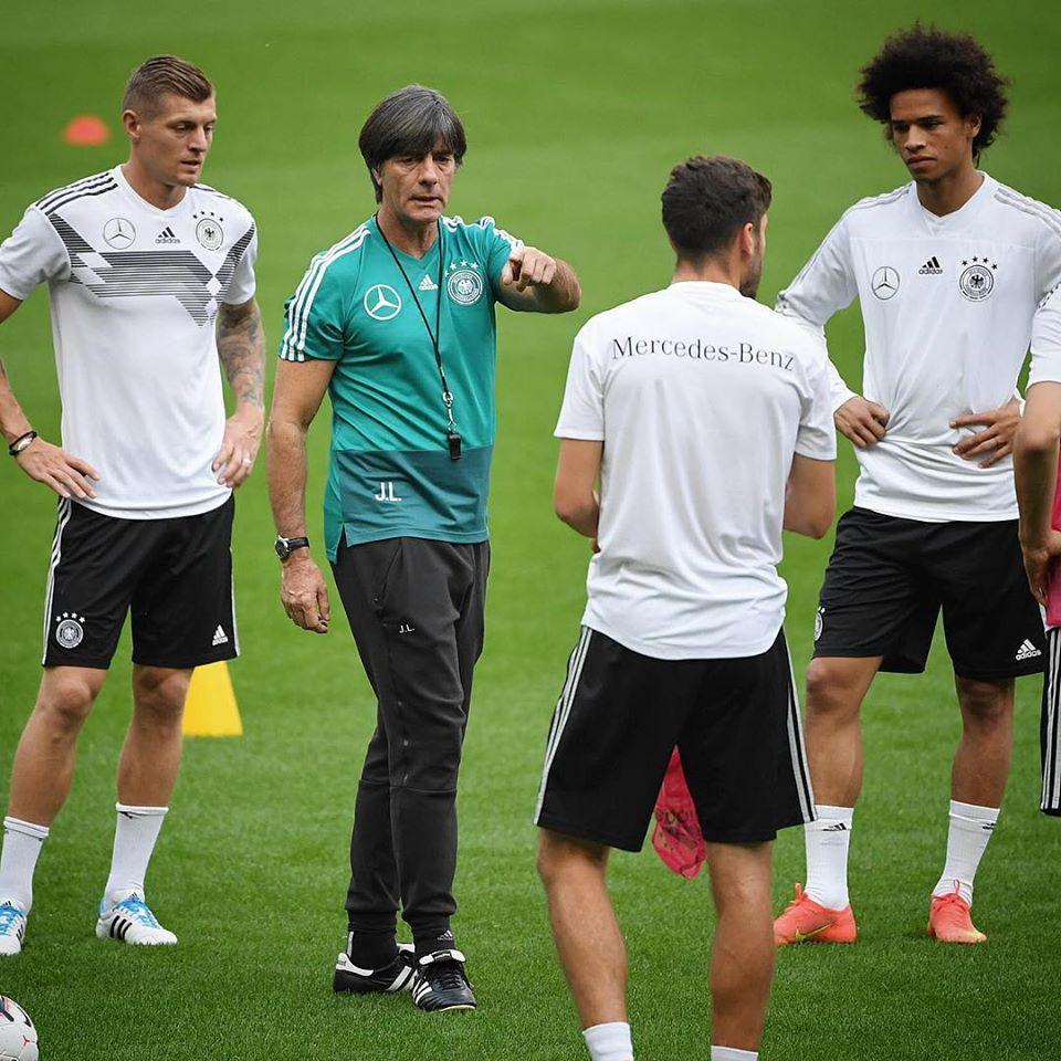 ลูกรักของป๋า ! เลิฟ ดีใจ ซาเน หายเจ็บทันช่วยทีมชาติ เยอรมนี ลุยศึก ยูโร 2020