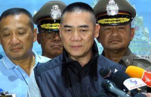 บิ๊กแป๊ะเผย ตำรวจให้ข่าวทุกวัน คาดโจรปล้นร้านทองลพบุรีเผ่นหนีซุกชายแดน