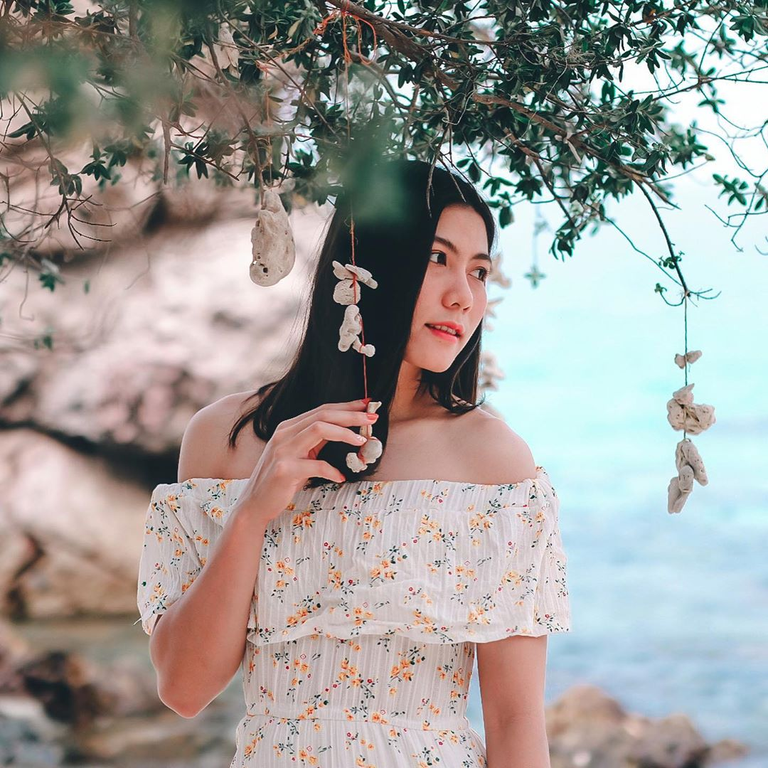 แนน-ทัดดาว นักตบสาวหน้าหวานทีมชาติไทย