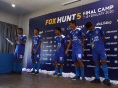 แข้งเยาวชนไทย เข้าแคมป์เก็บตัว ฟ็อกซ์ ฮันท์ วันสุดท้าย