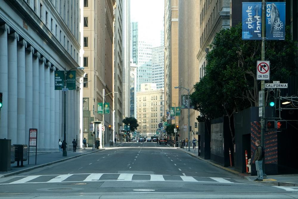 ไวรัสโควิด-19 : รัฐแคลิฟอร์เนีย ห้ามประชาชนออกจากบ้านกว่า 40 ล้านคน