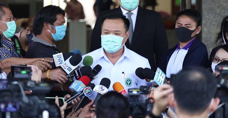 อนุทินจี้ผู้ว่าฯ ช่วยญาติผู้ป่วยโควิด-19 ได้จัดงานศพ