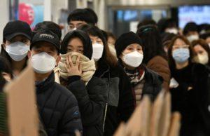 เกาหลีใต้ติดโควิด-19 ระบาดหนักในกรุงโซล แดกูเริ่มสงบ
