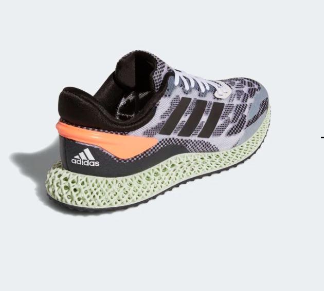 รองเท้า 4D RUN 1.0 อัพเดทล่าสุด จากค่าย adidas